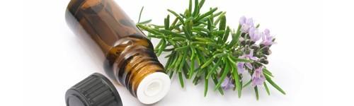 Olio a base di erbe