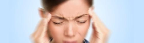 Svimmelhed, Nasal, overbelastning